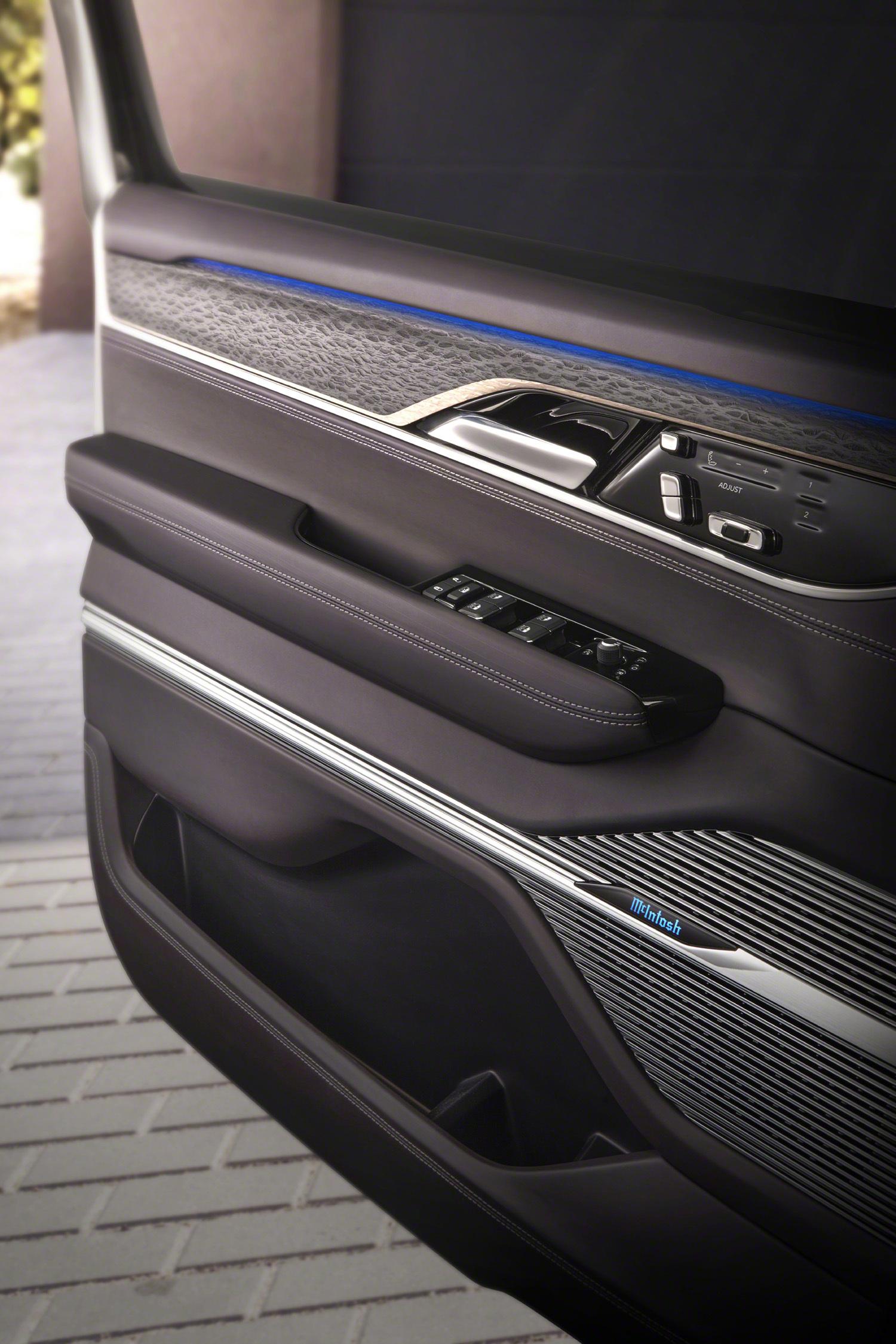 Grand Wagoneer Concept driver's door