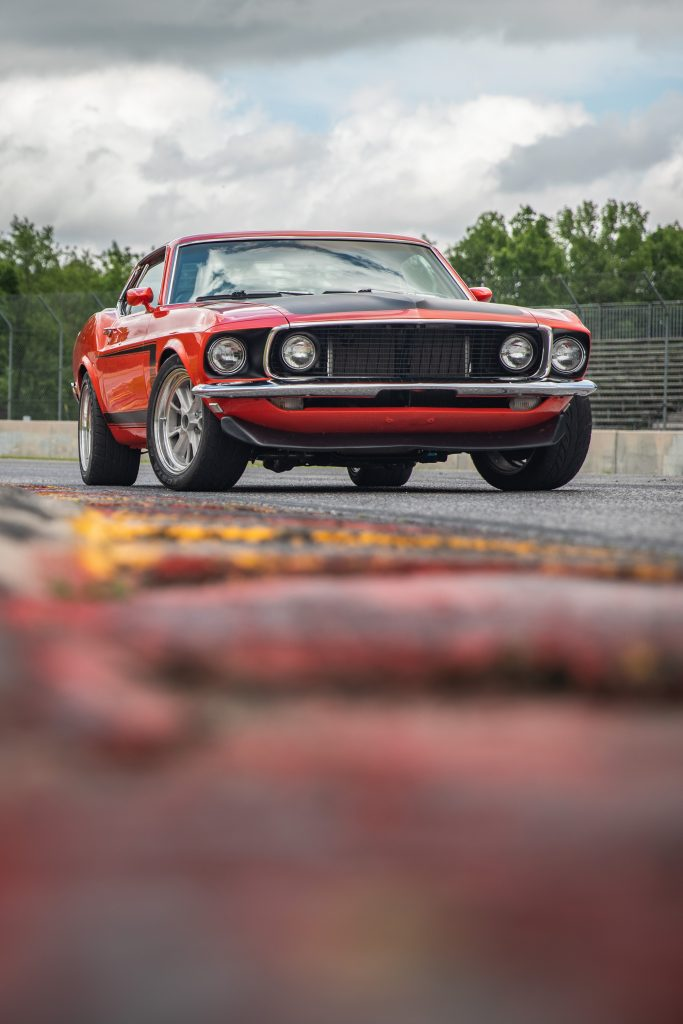 ford mustang boss 302 vintage
