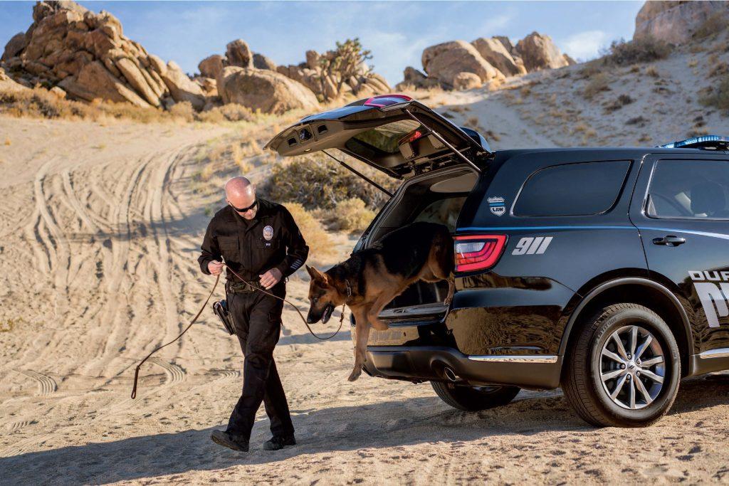 2020 Dodge Durango Pursuit