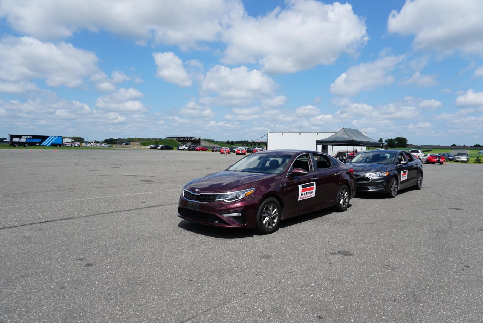 Skip Barber Racing School NJMP regular cars