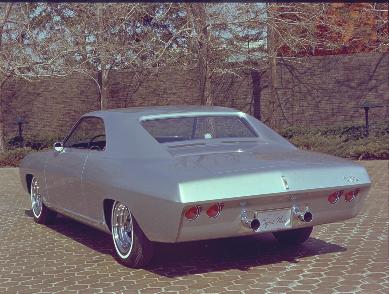 1964 Chevrolet Super Nova concept 8