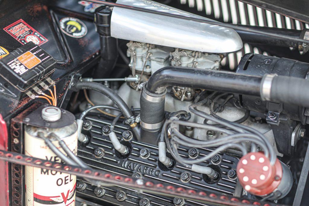 Flathead Ford Engine