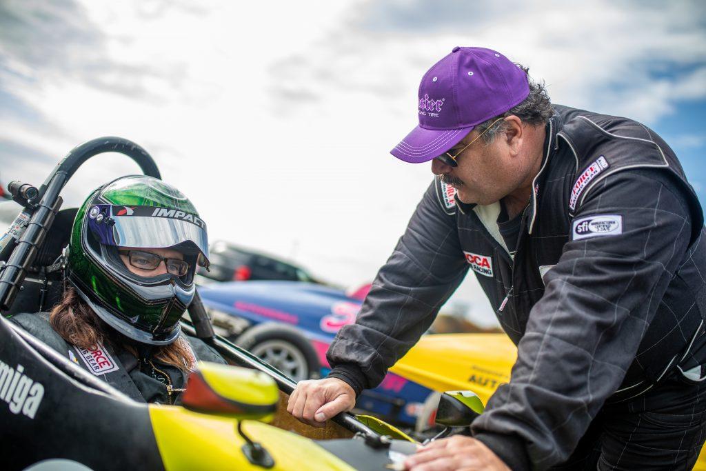 Formula First racecar driver jack baruth