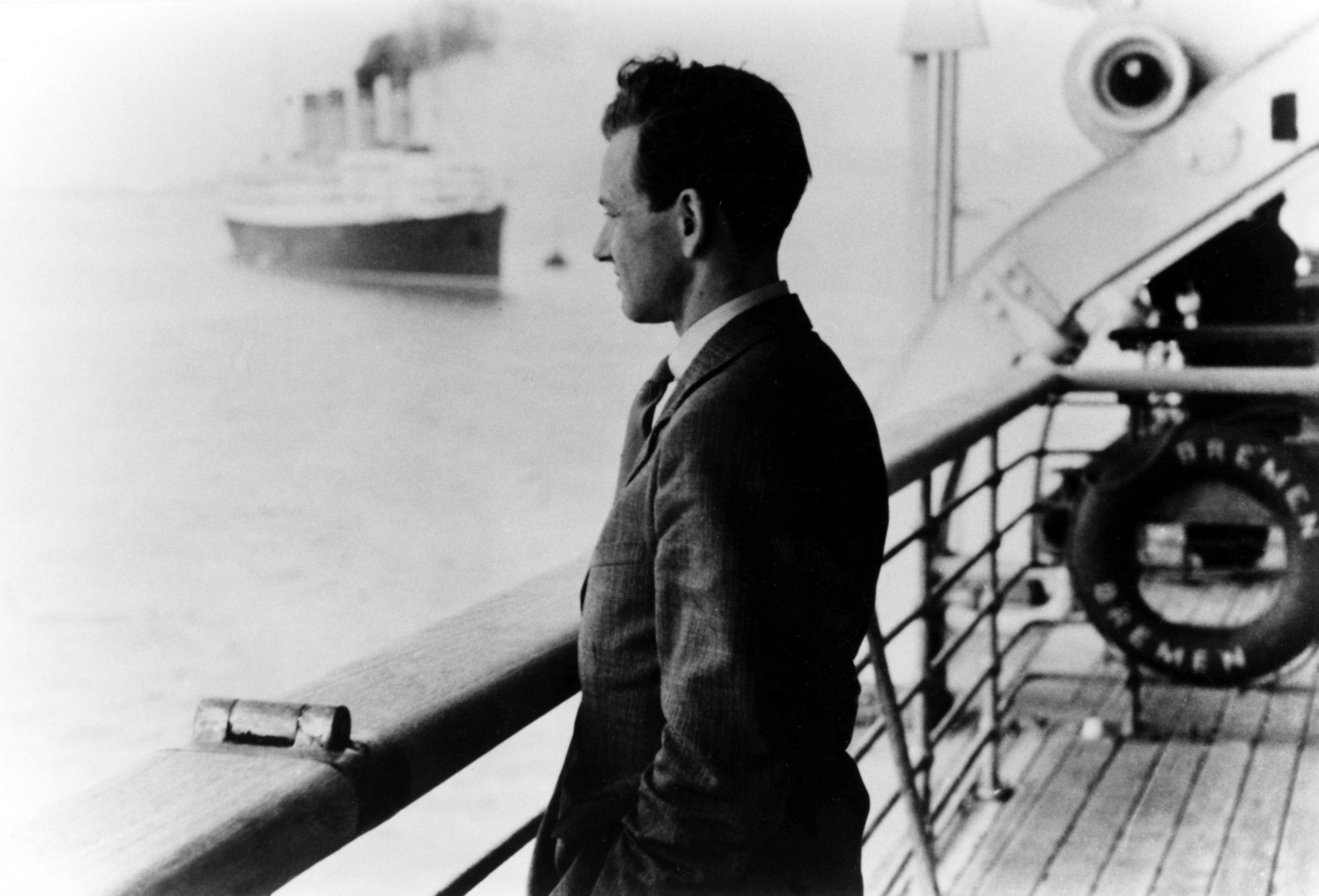 ferry porsche bremen ocean liner to united states