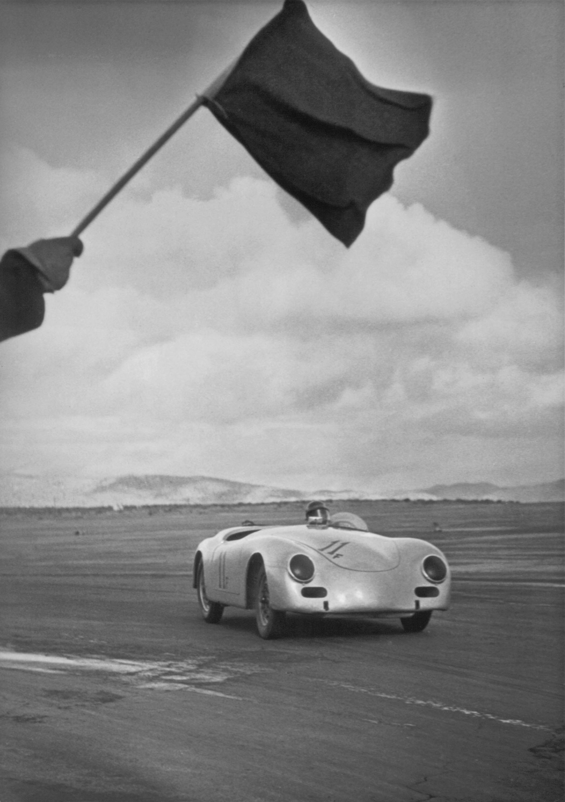 1953 john von neumann porsche 356 america roadster revo nevada