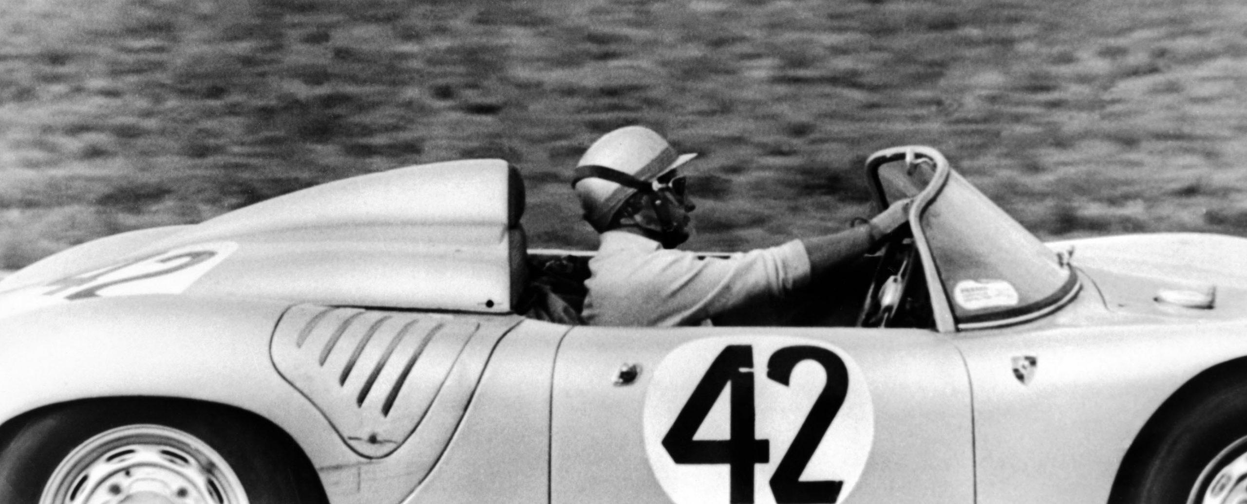 12 hours sebring 1960 porsche first vin with hans herrmann racing 718 rs 60 spyder