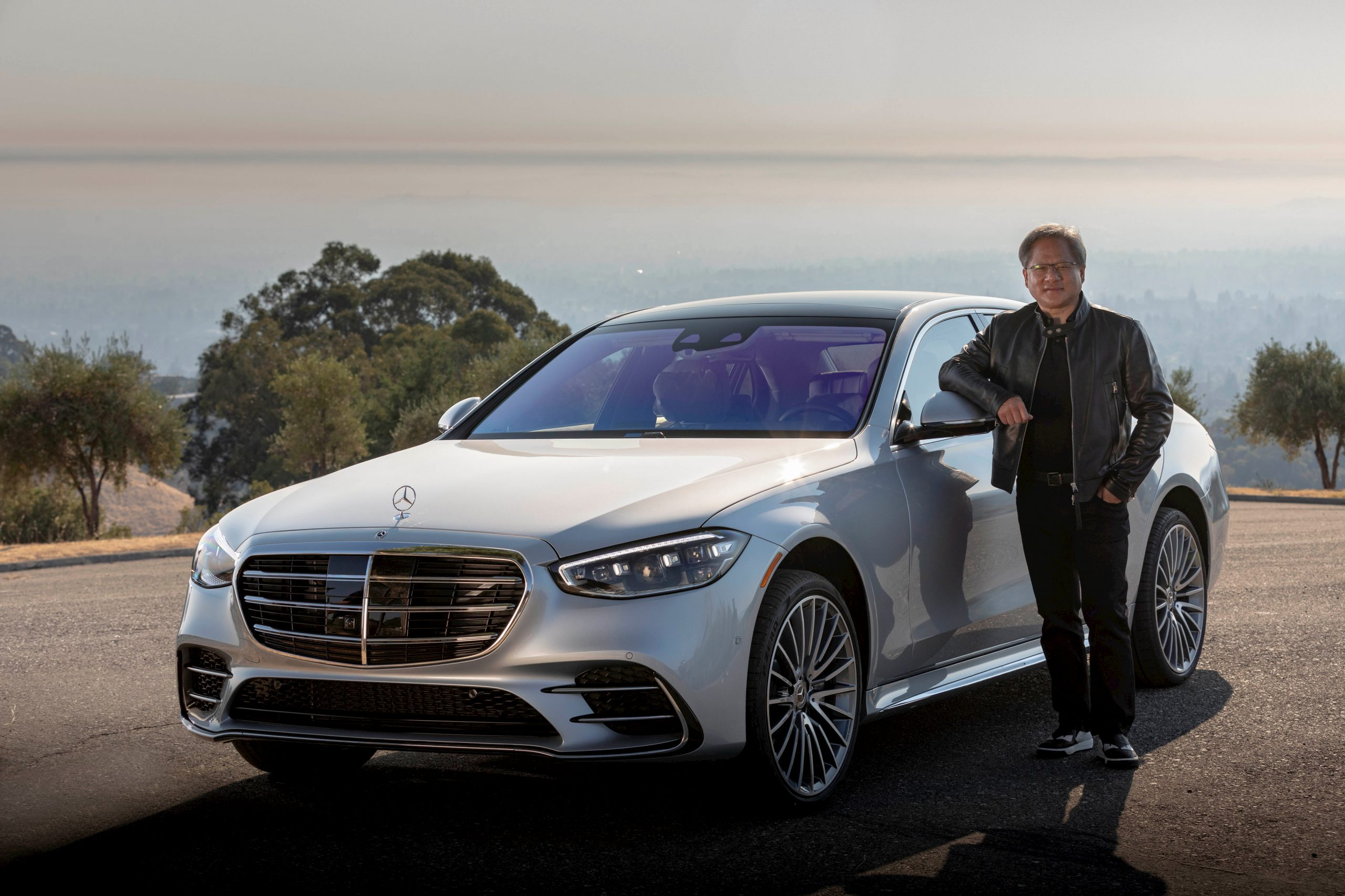 Mercedes-Benz-S_class-Jensen-Huang-Founder-and-CEO-of-NVIDIA