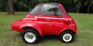 Isetta Corvair swap profile