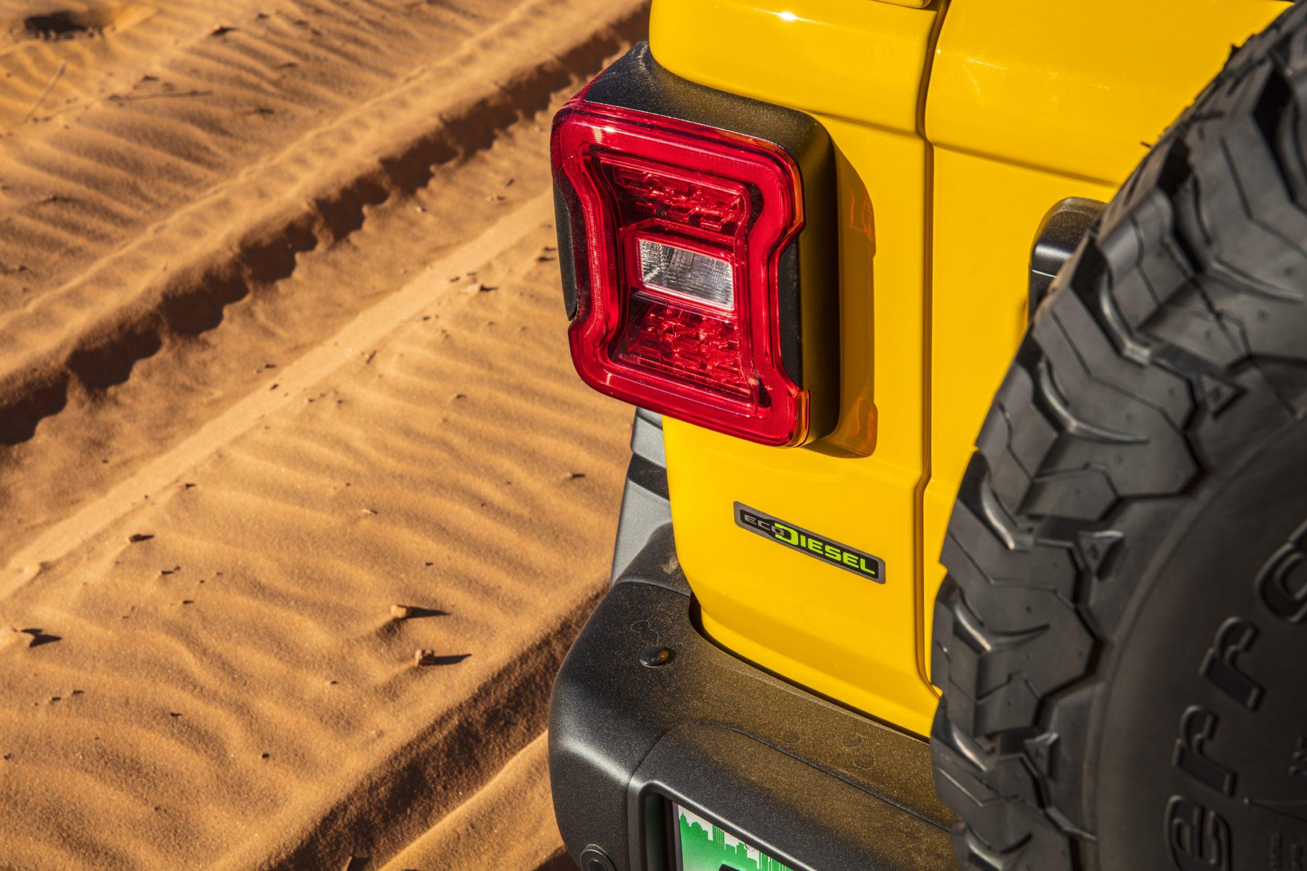2021 Jeep Wrangler Rubicon EcoDiesel