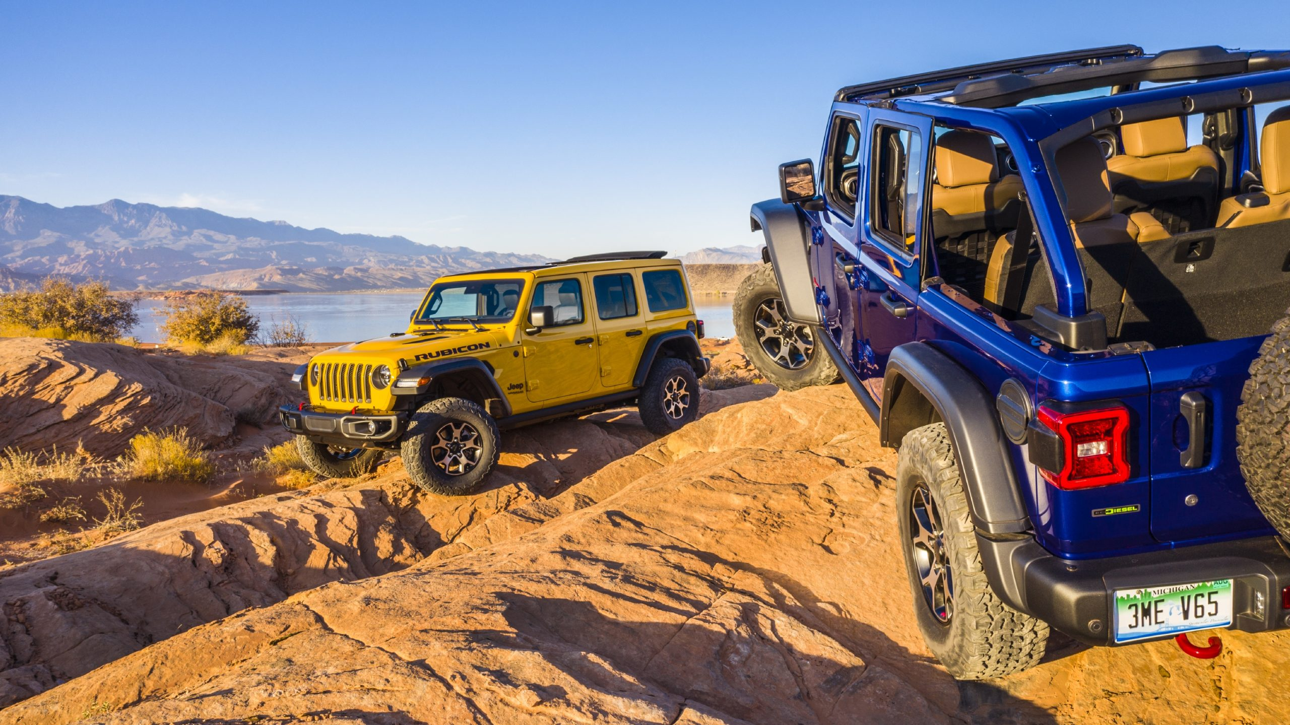 2021 Jeep® Wrangler Rubicon EcoDiesel
