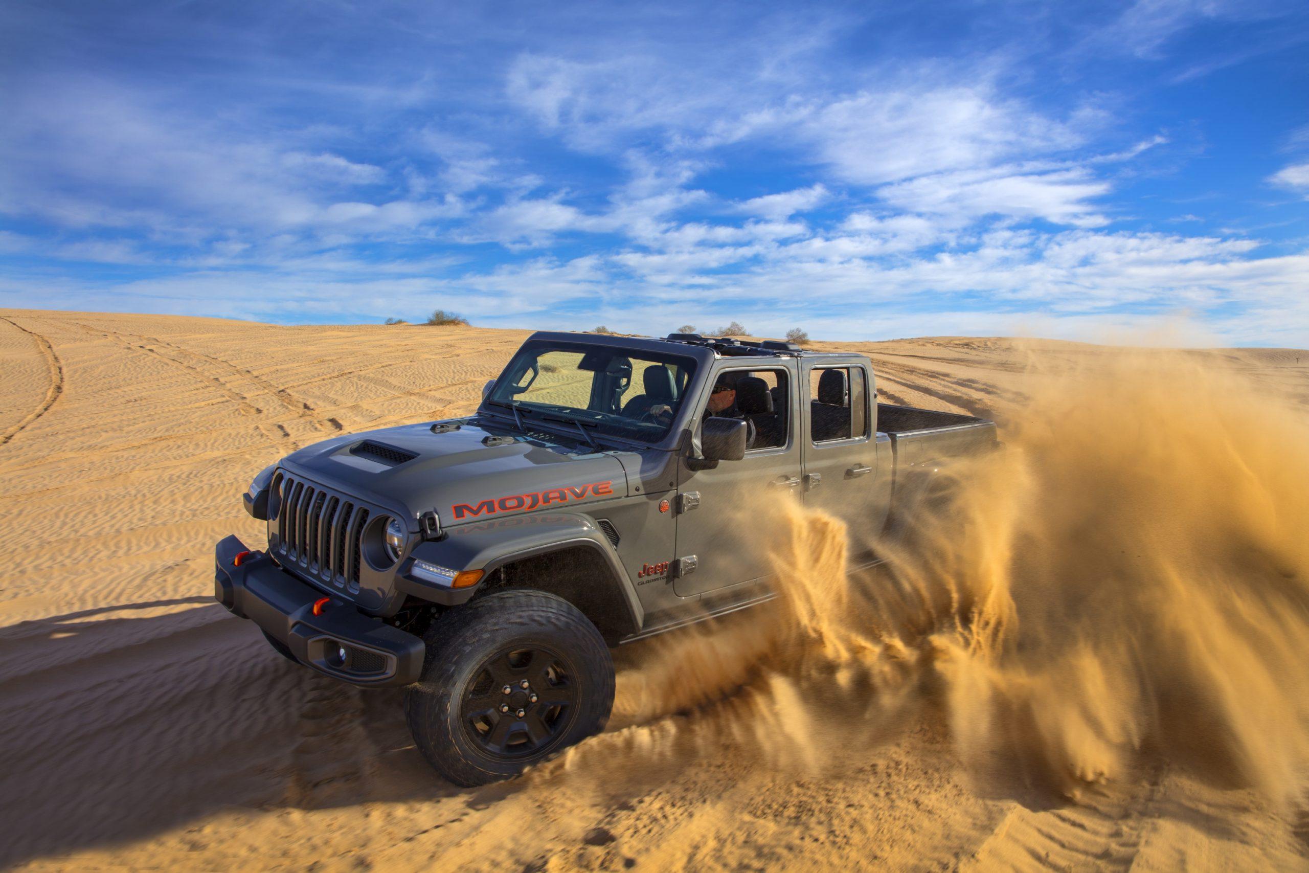 2021 Jeep® Gladiator Mojave