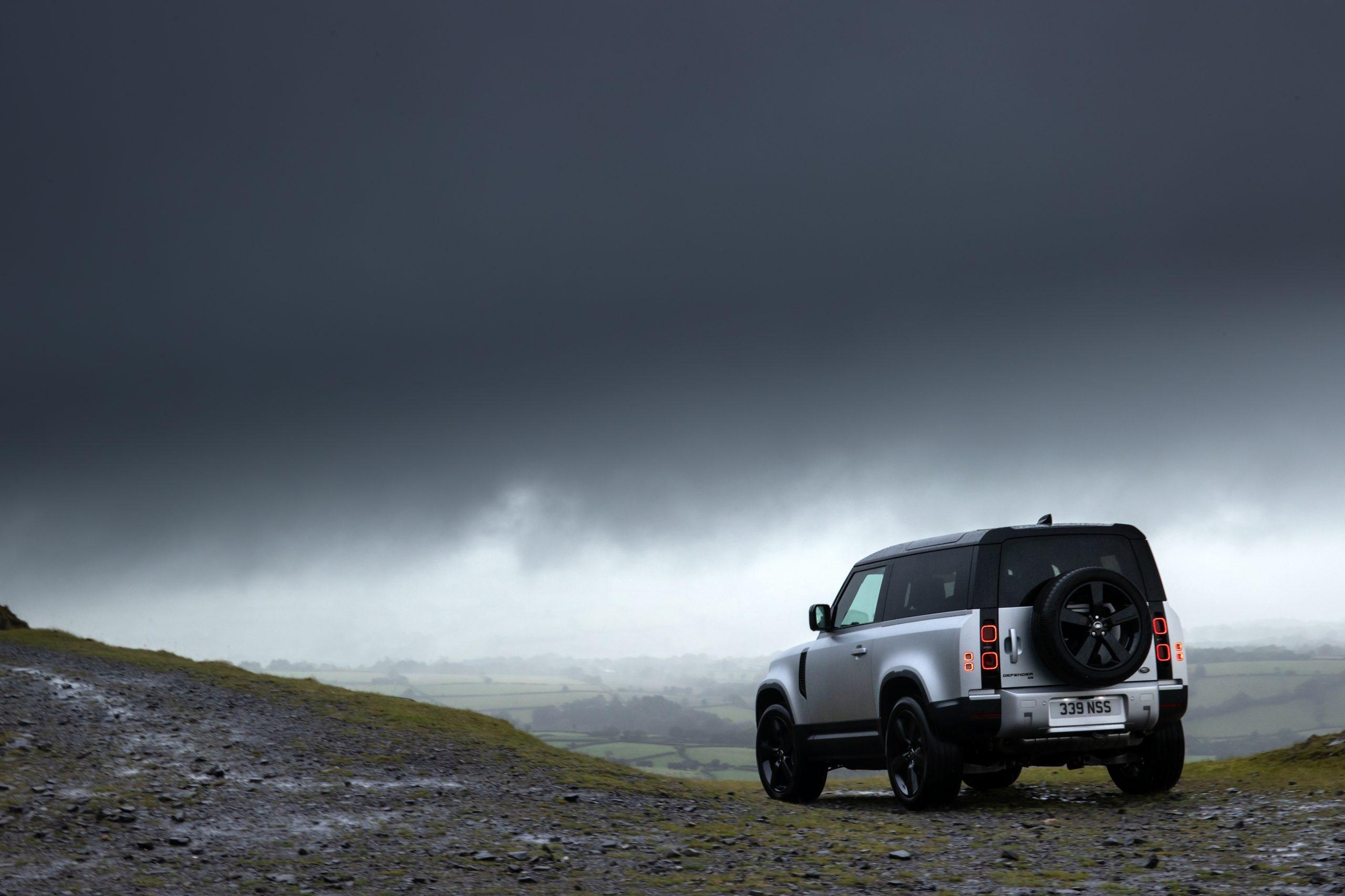 Land Rover Defender 90 5