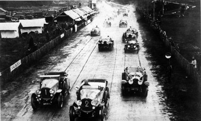 le mans 1923 first start of endurance race
