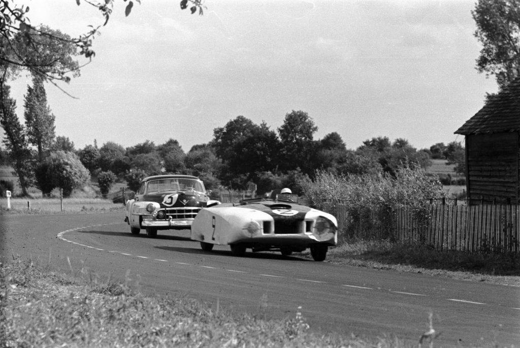 Briggs Cunninghams Cadillac special Le Monstre