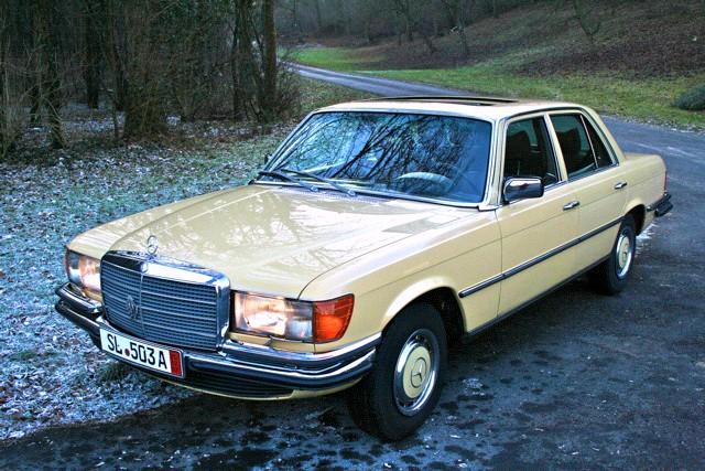Mercedes-w116-280-SE