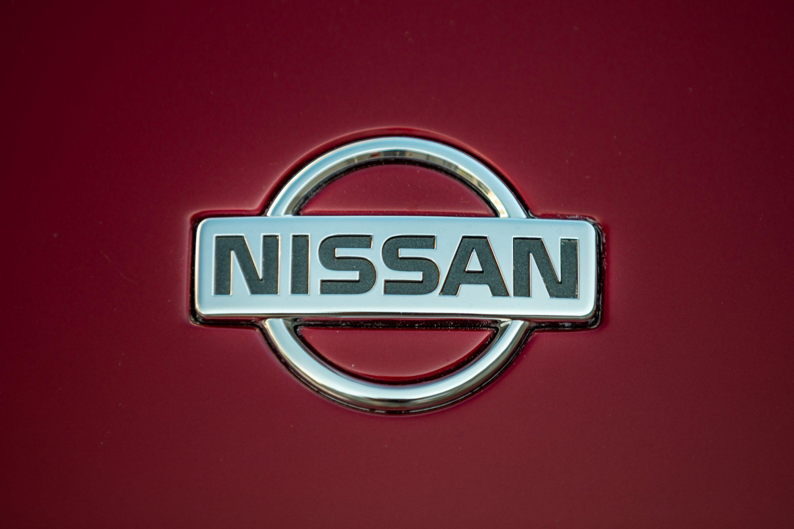 Nissan 300ZX badging