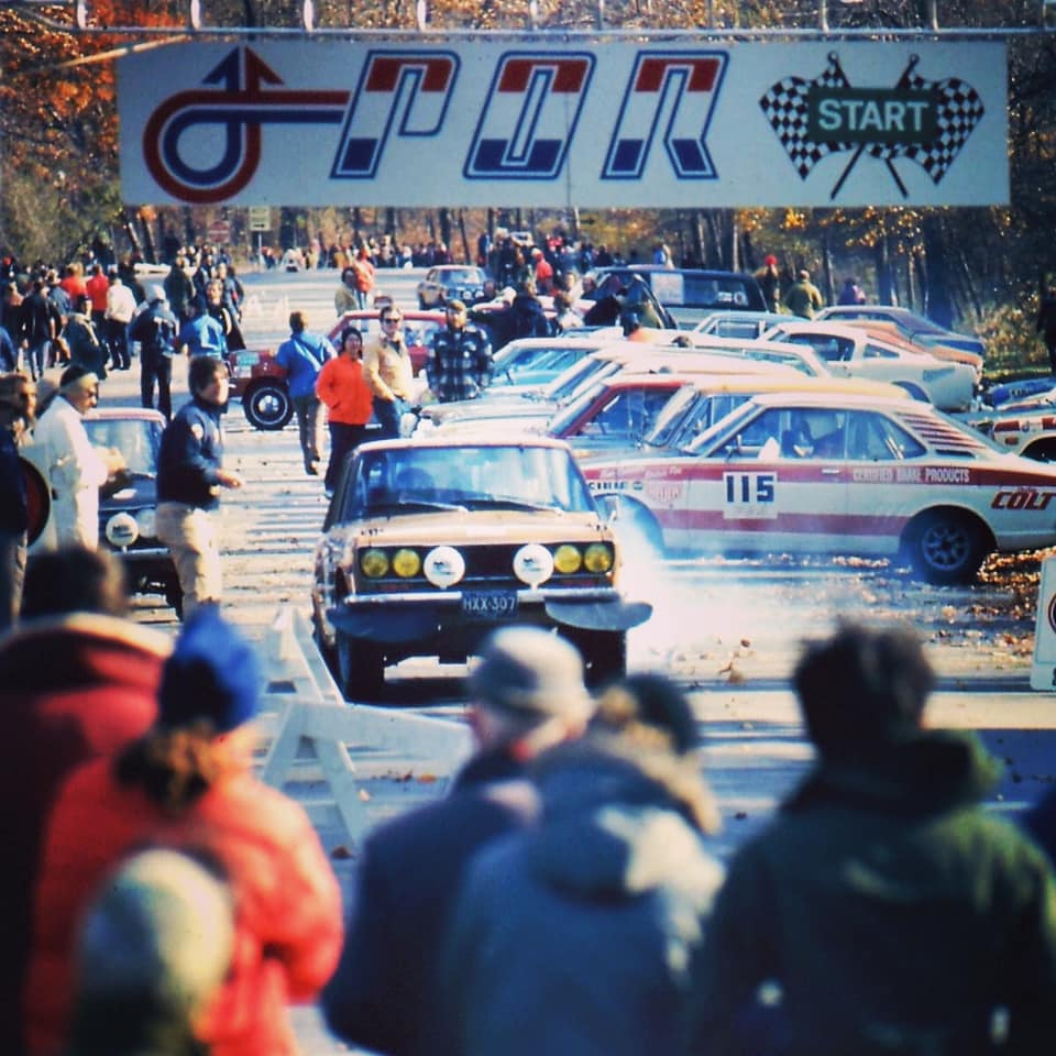 press on regardless detroit belle isle park world rally championship