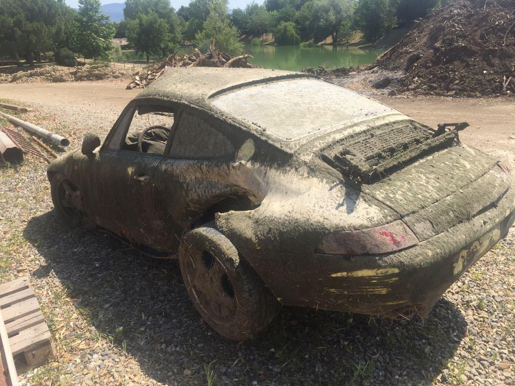 Project Limoncella Porsche 993