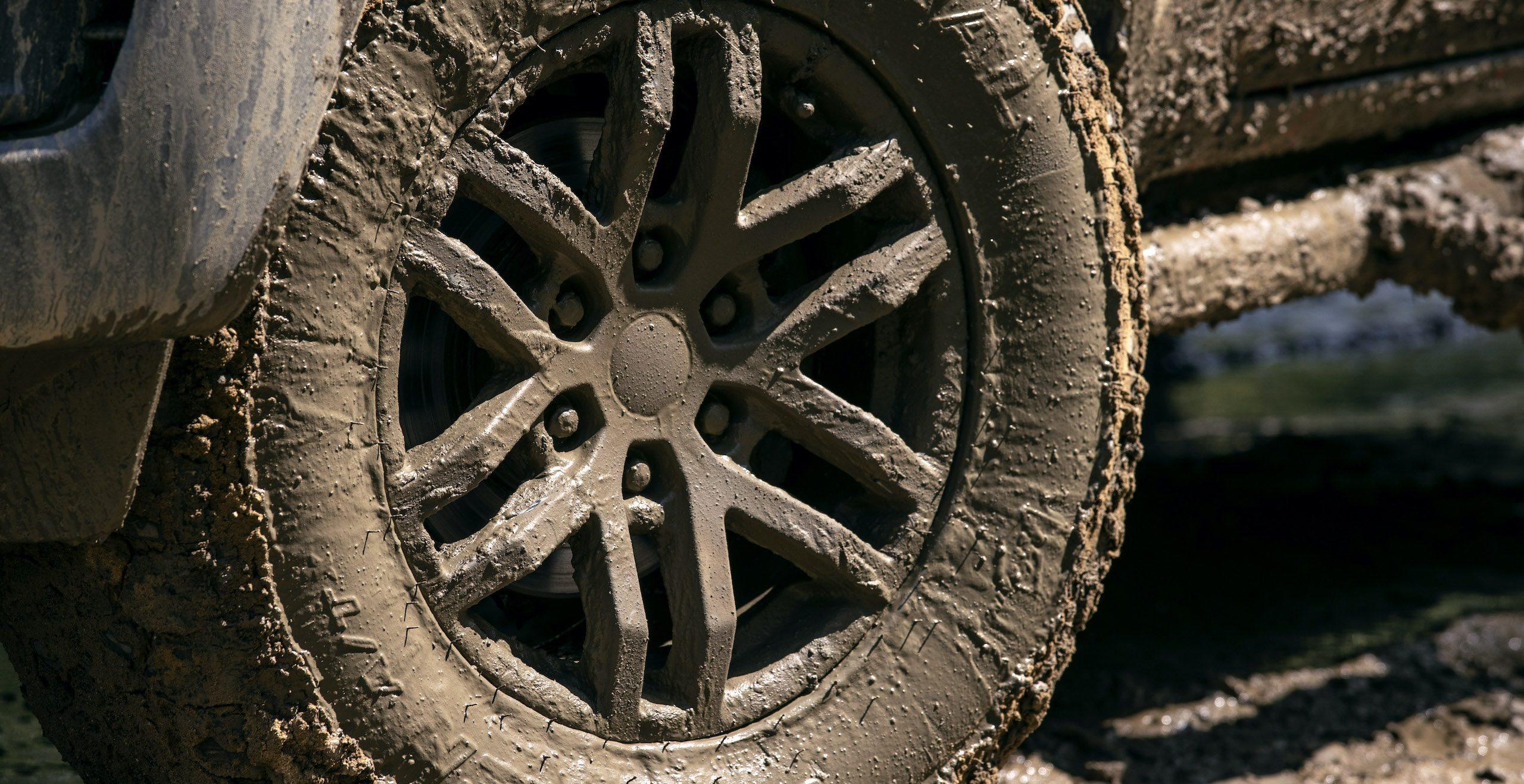 Ranger Tremor Lariat wheel