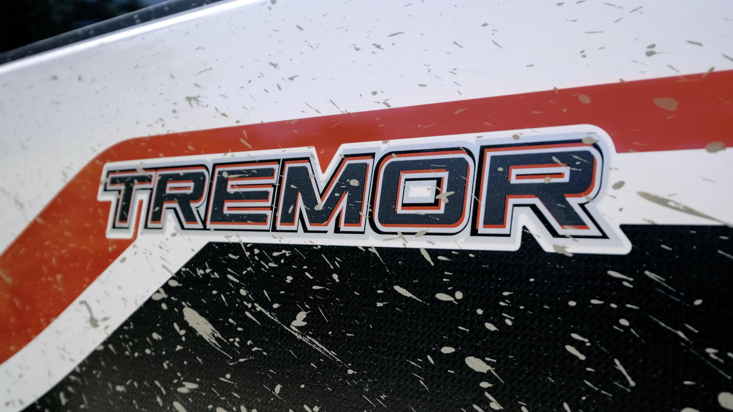 Ranger Tremor XLT graphic