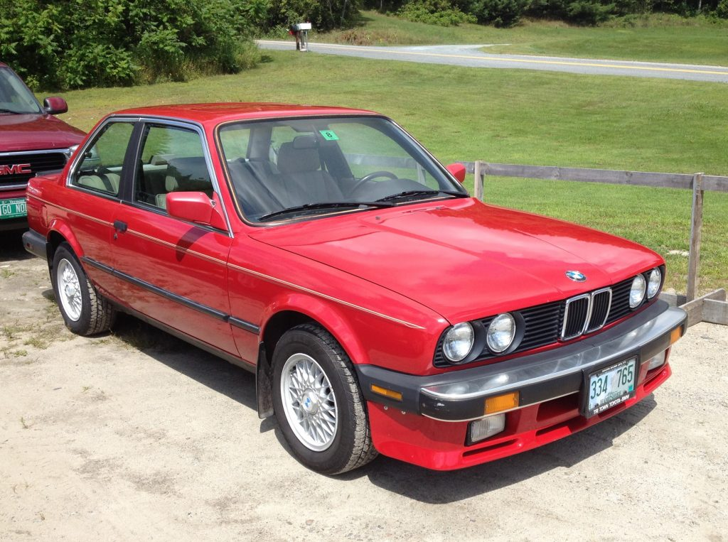 Rob Siegel - The Trade - 1987 BMW 325is