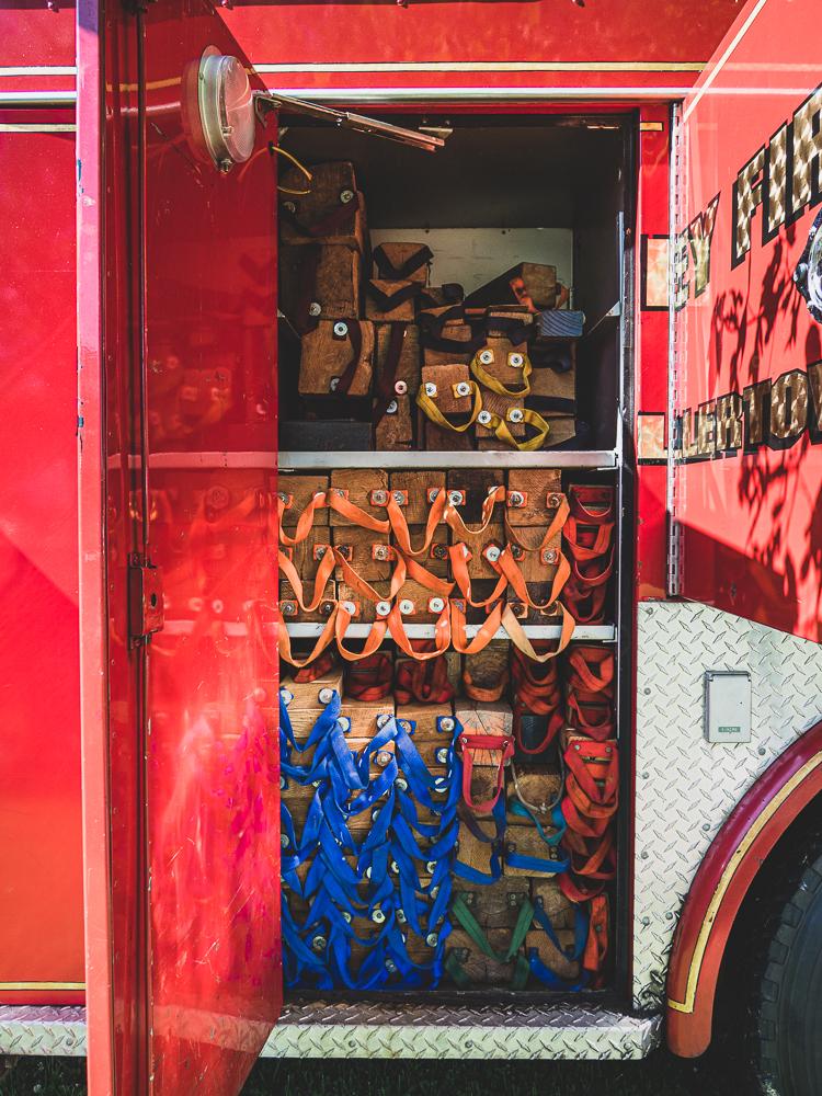 firetruck block detail