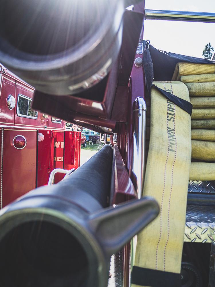 firetruck hose