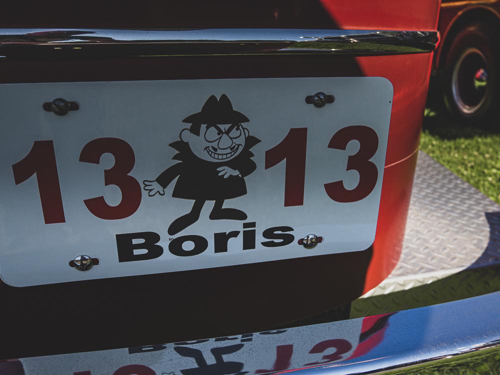 boris plate