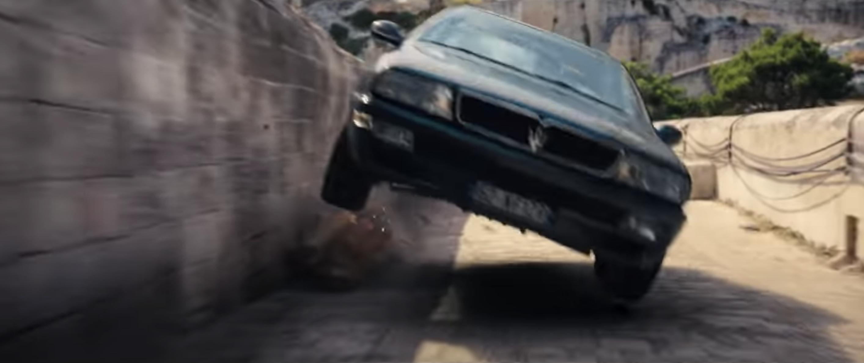 1994 Maserati Quattroporte IV No Time to Die James Bond