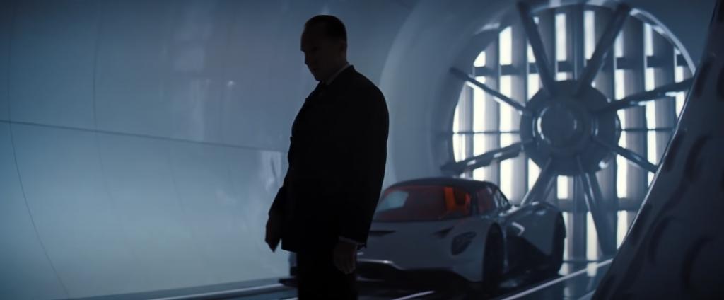 No Time to Die James Bond Aston Matin Valhalla