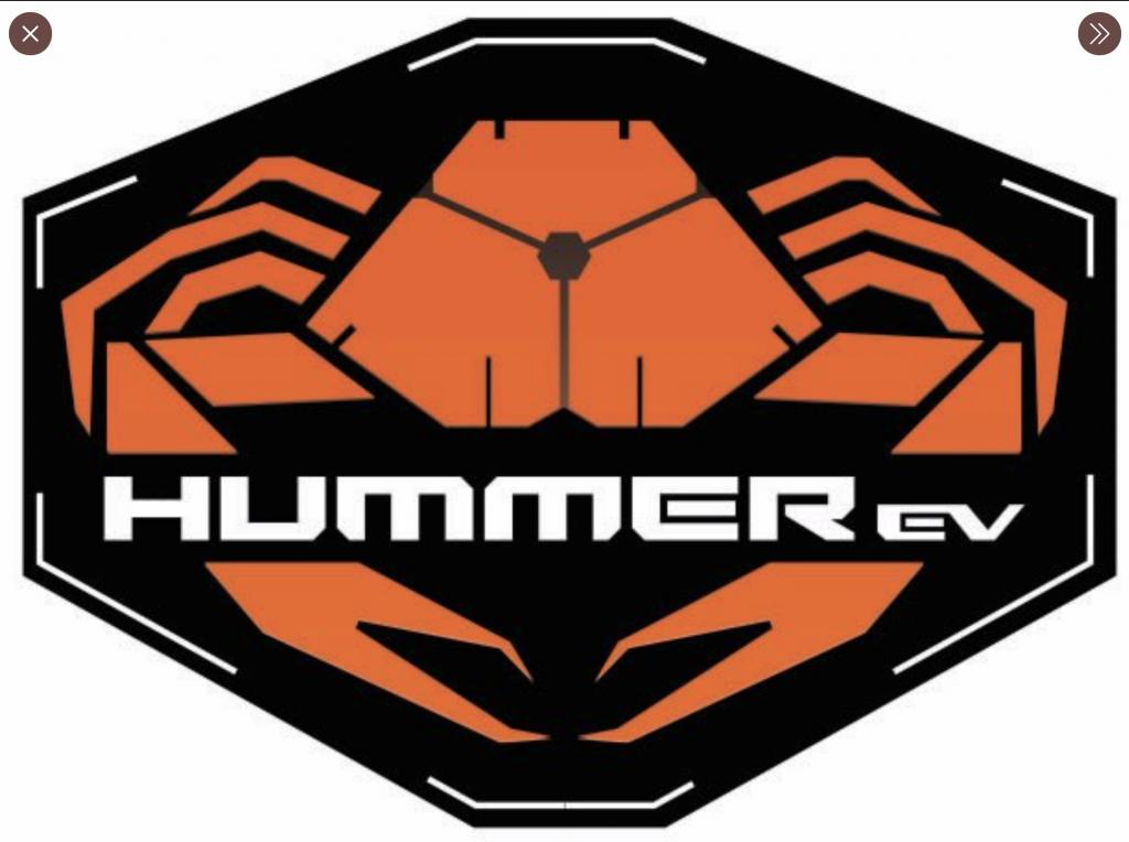 Hummer EV Crab logo