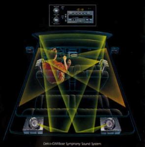 1984 Cadillac Eldorado Delco-Bose