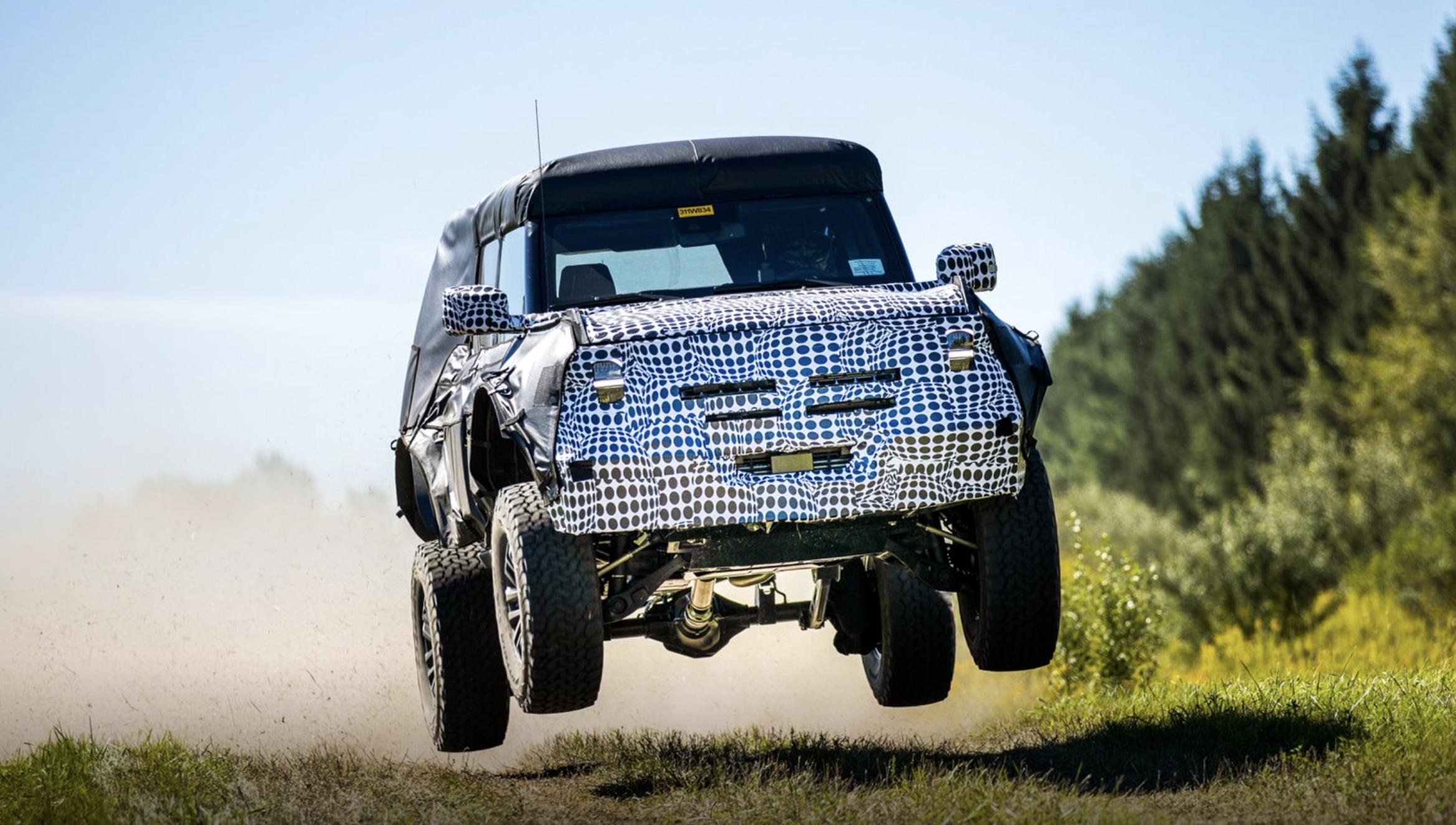 Ford Bronco Warthog
