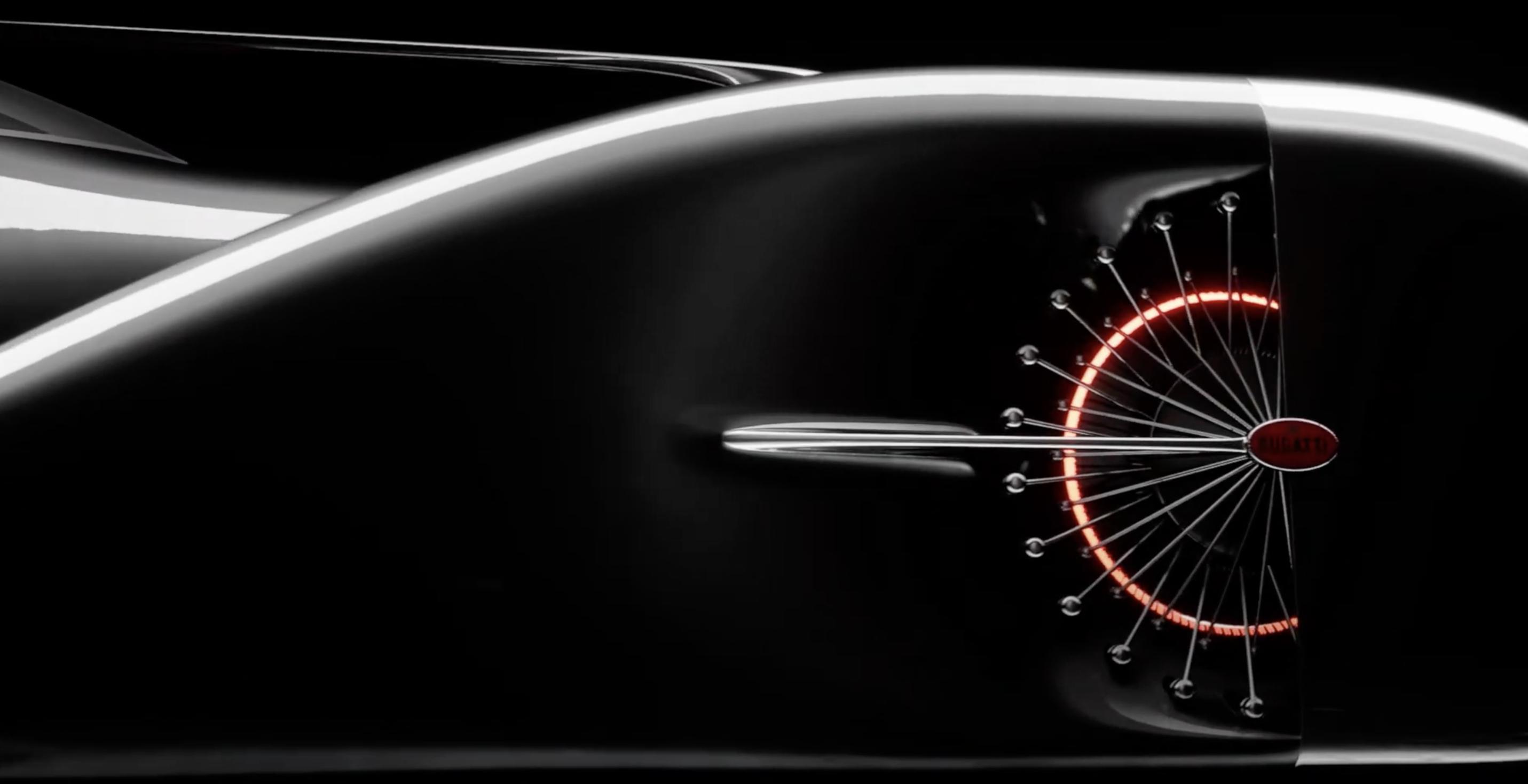 Yanko Design rendering Bugatti concept B