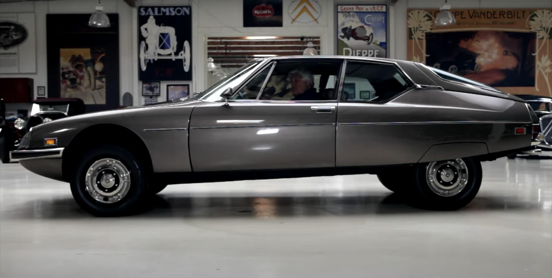 1972 Citroen SM Leno high suspension