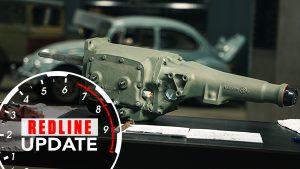 Assembling a Mopar A-833 Transmission | Redline Update
