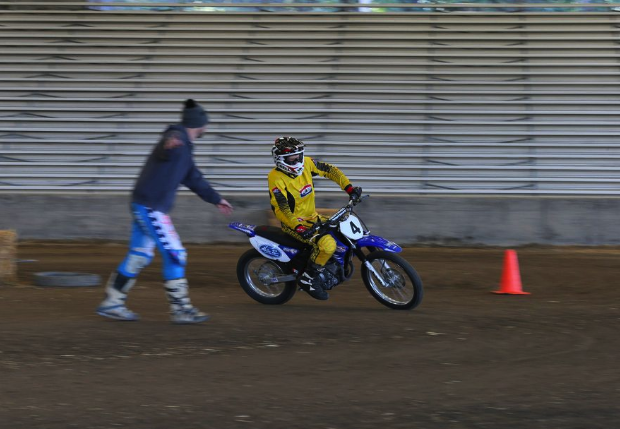 American Supercamp Riding School moto action