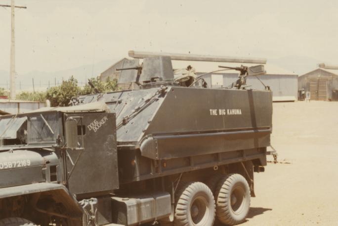 vietnam gun truck big kahuna