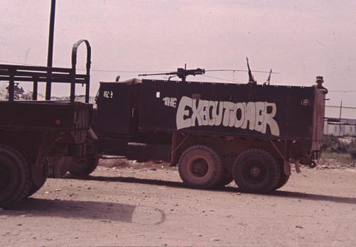 vietnam gun truck executioner