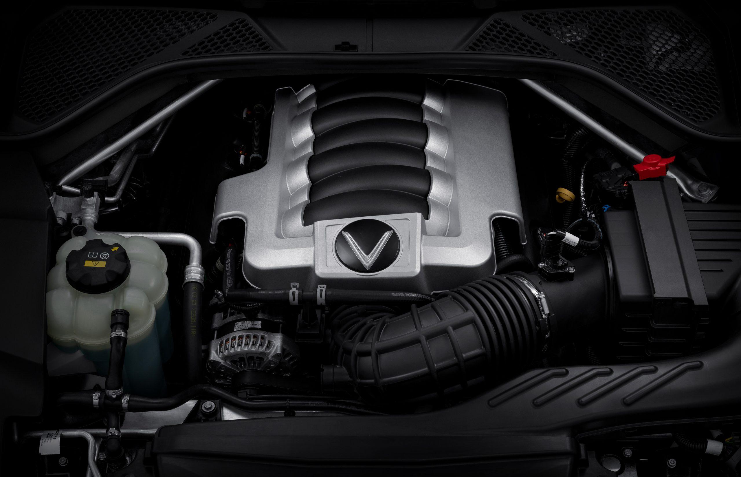 Vinfast Ecotec3 engine