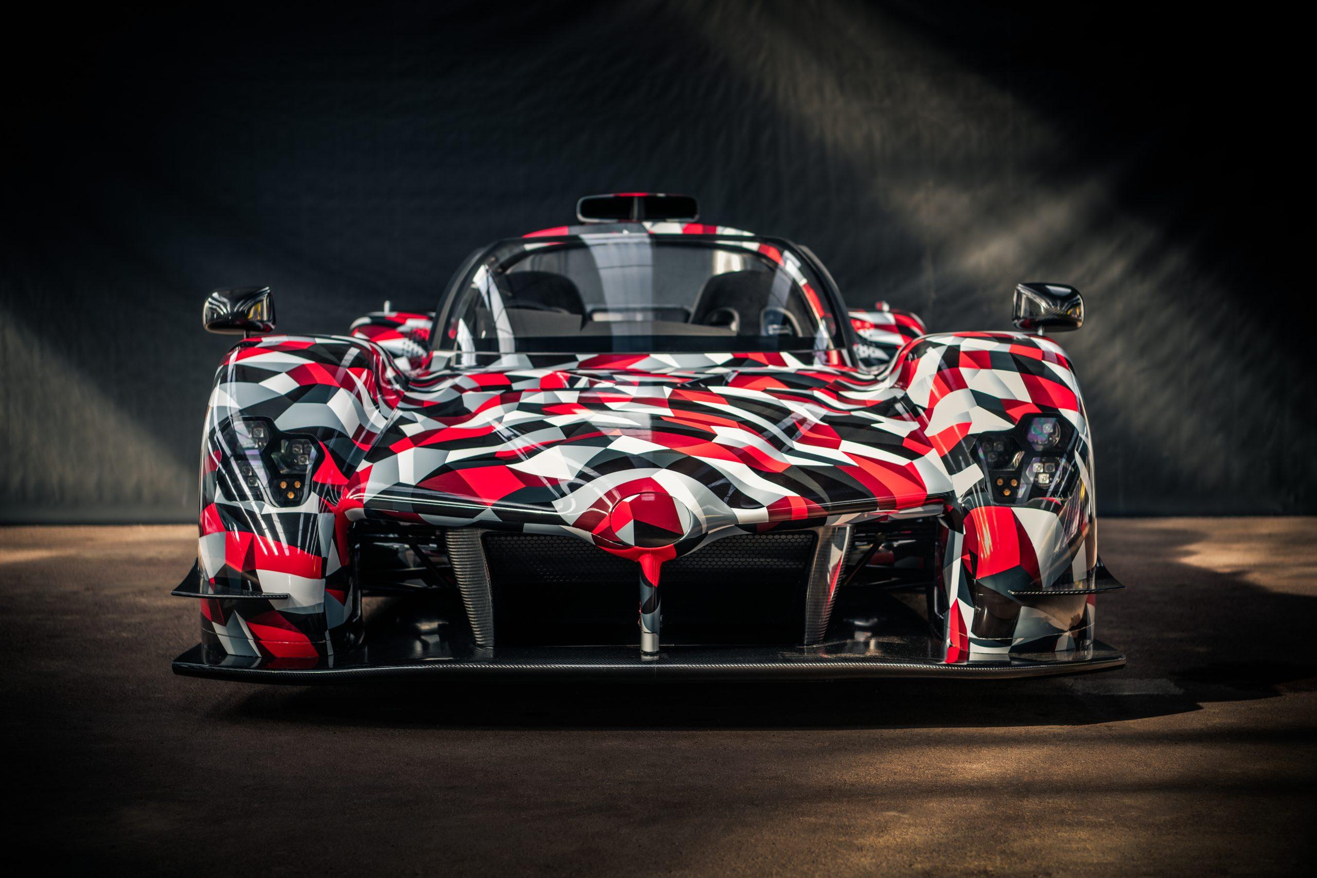 GR Super Sport front