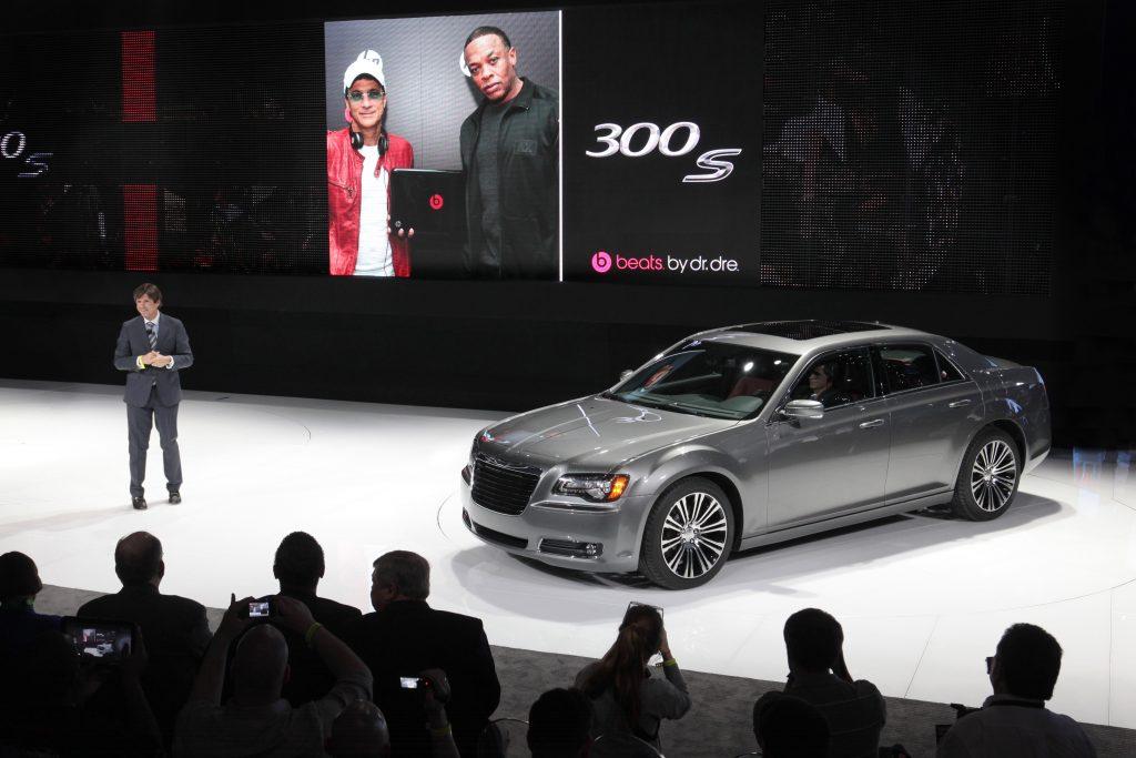 Chrysler 300 Beats