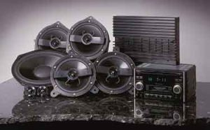 Subaru McIntosh Audio