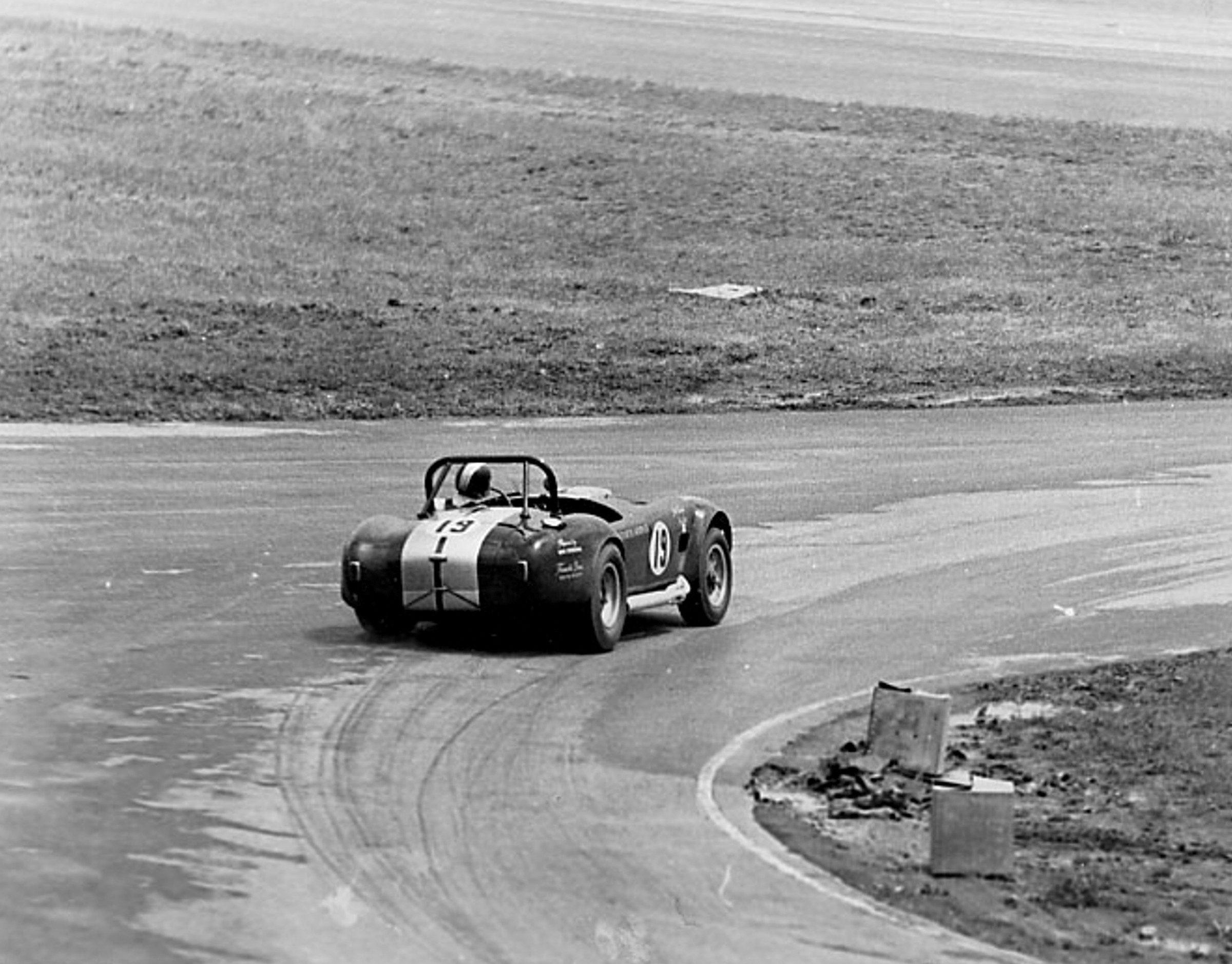 consiglio 1965 competition cobra
