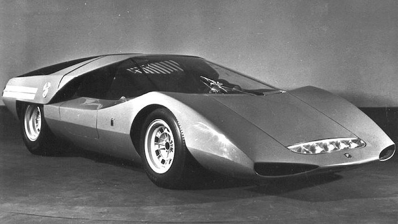 1969 fiat abarth 2000 front three-quarter