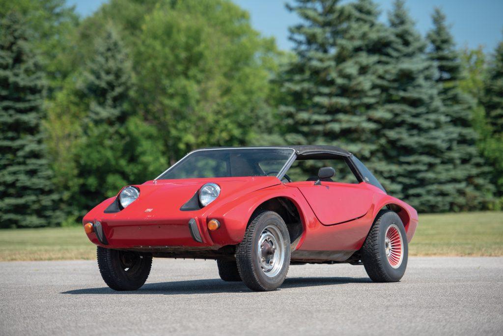 1970 meyers manx sr-2 dune buggy