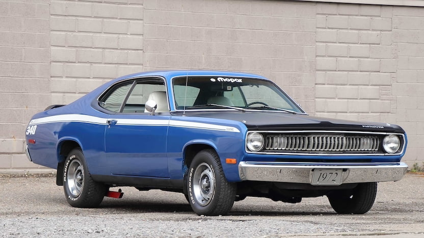 1972 Duster 340