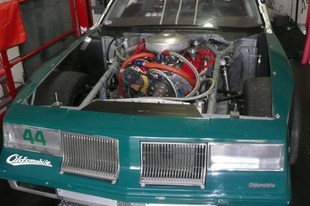 1982 Olds Cutlass engine