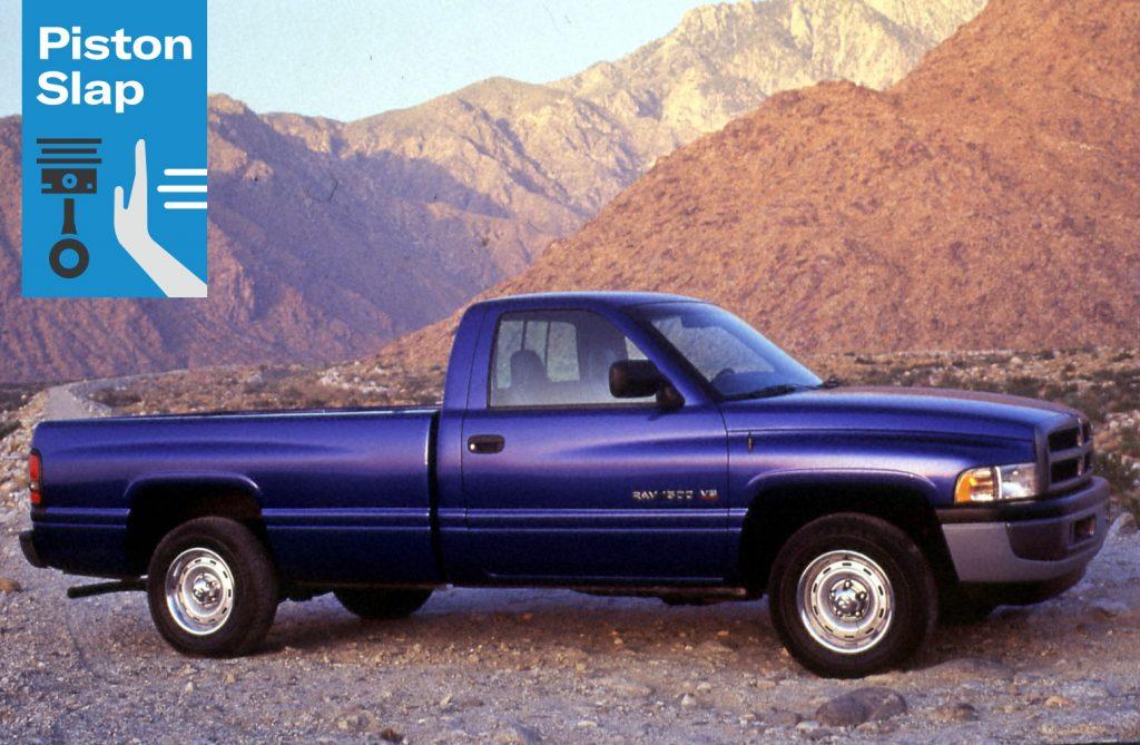 1994 Ram Piston Slap Header