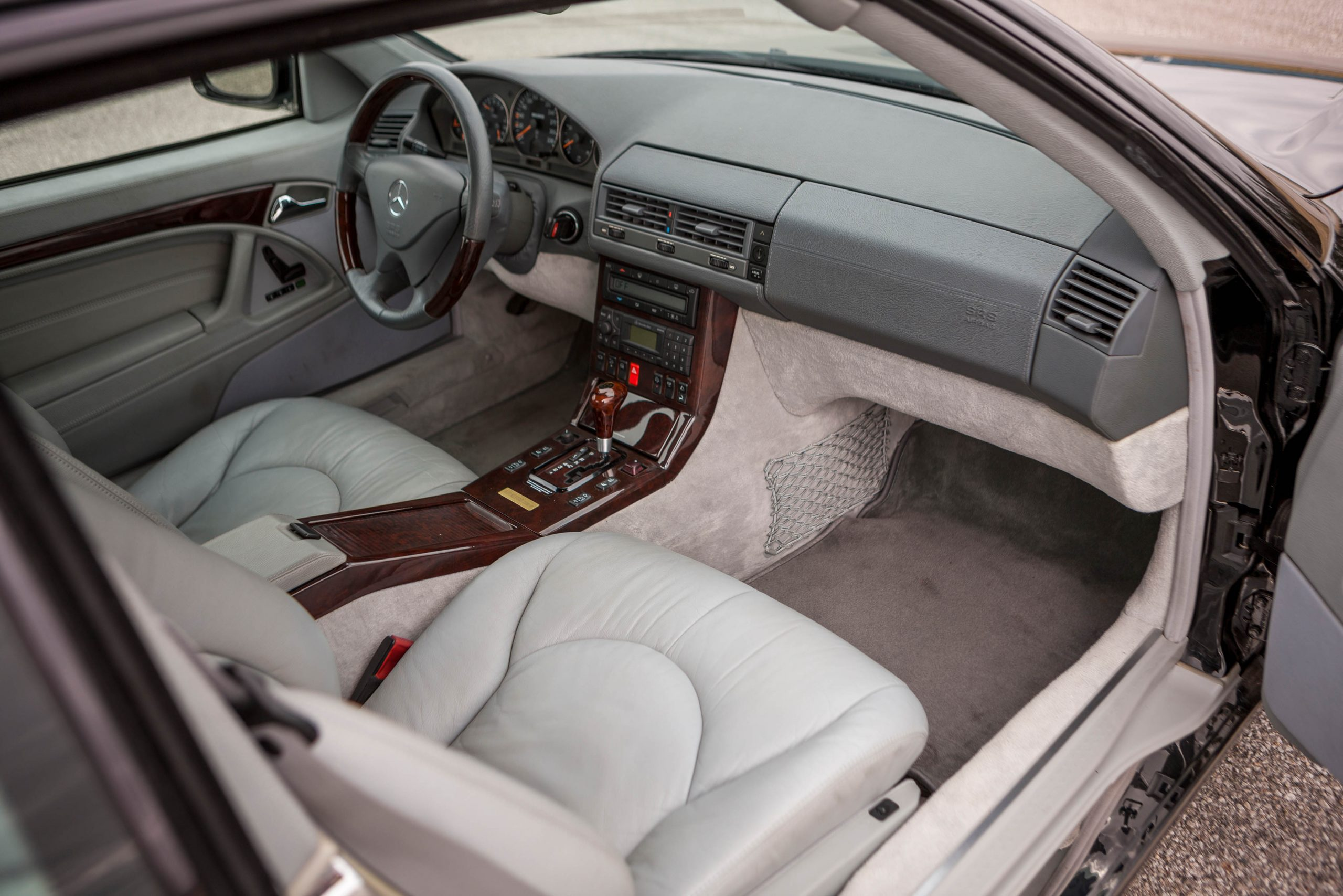 1999 Mercedes-Benz Brabus 7.3 S interior